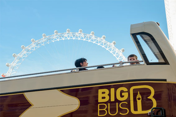 BIG BUS Sightseeing