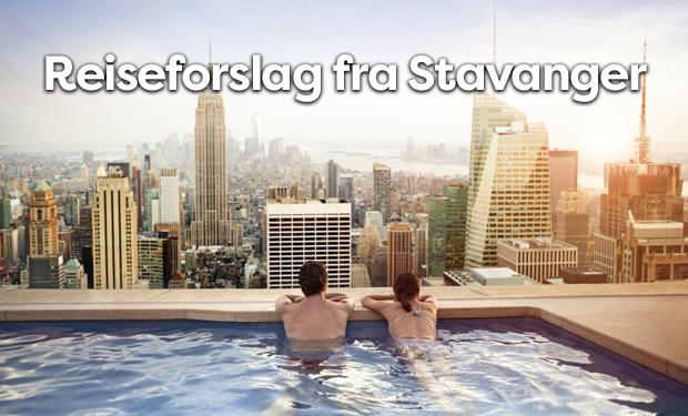 Reiseforslag på storbyferier fra Stavanger med Apollo 4b1880a48f