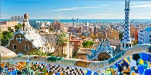 Hopp på en tur til Barcelona