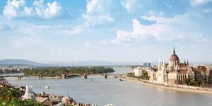 Budapest passer for en hoppe på tur