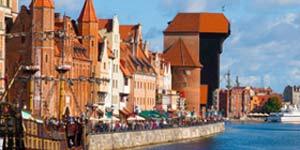 Hoppe på tur til Gdansk