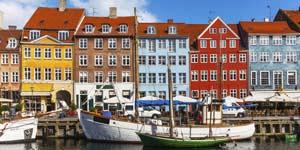 Reis til sjarmerende København