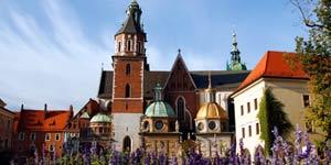 Opplev vakre Krakow på en hoppe-på-tur