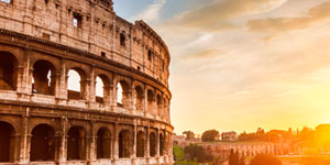 Bestill storbytur til romantiske Roma