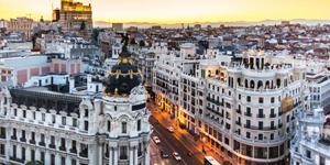 Reiser til Madrid