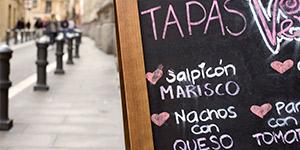 Populære reisemål i Spania