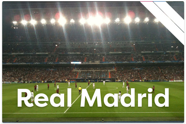 fotballreiser til real madrid
