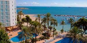 Hotell i Spania