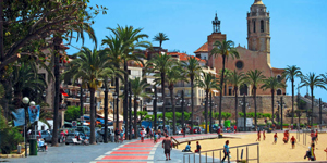Sitges, Spania