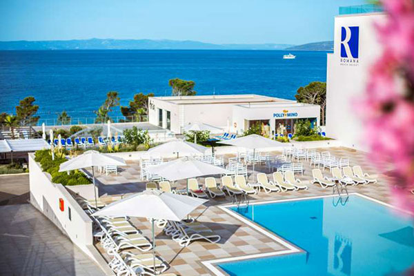 Romana Beach Resort i Kroatia