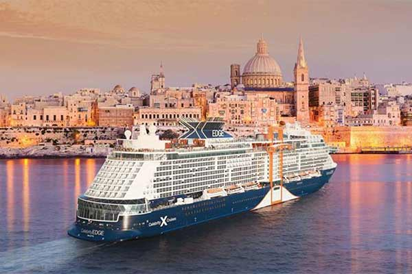 Cruiseferie med Celebrity Cruises