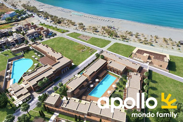 Hotellet Alegria Beach Resort på Kreta