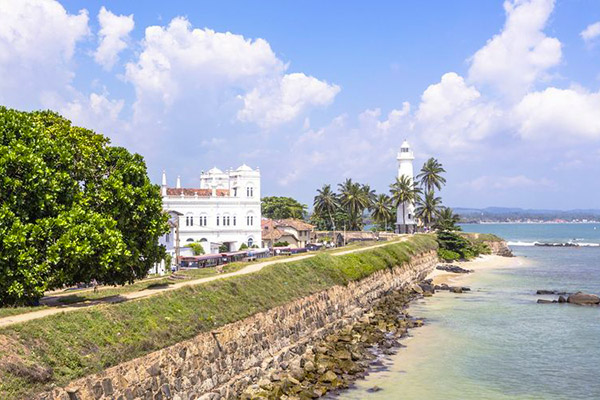 Galle på Sri Lanka